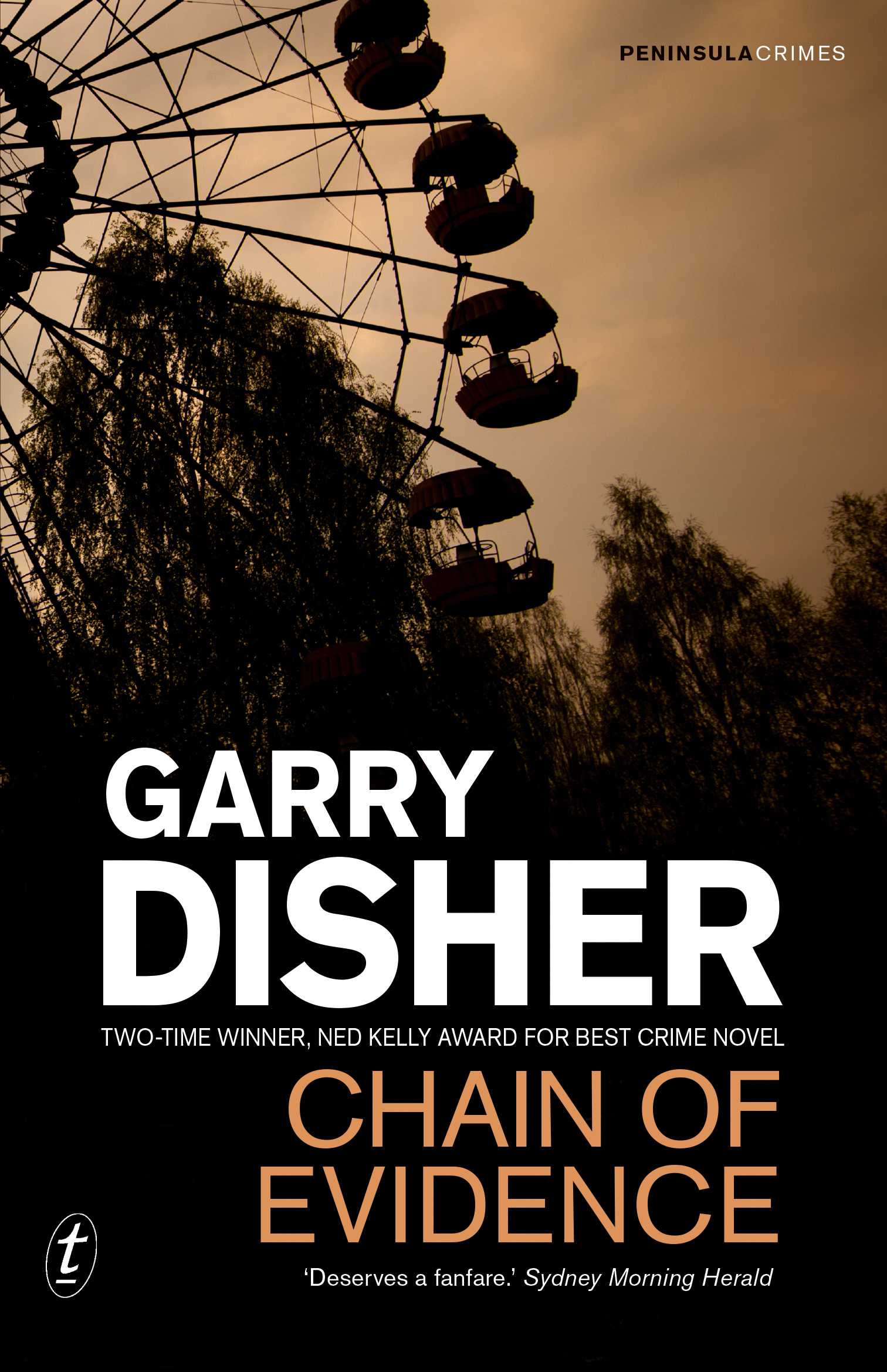 Book Cover: Chain of Evidence