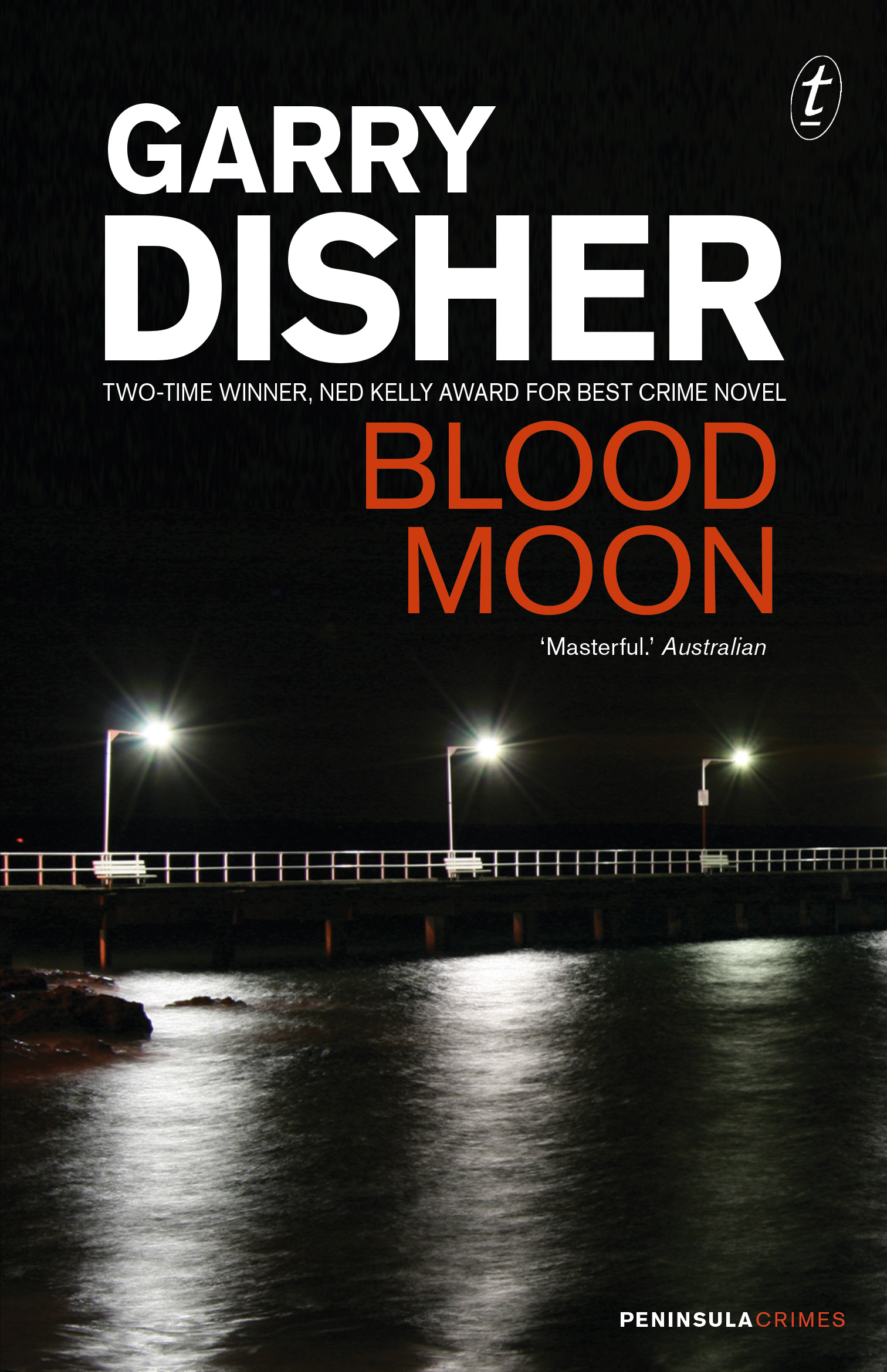 Book Cover: Blood Moon