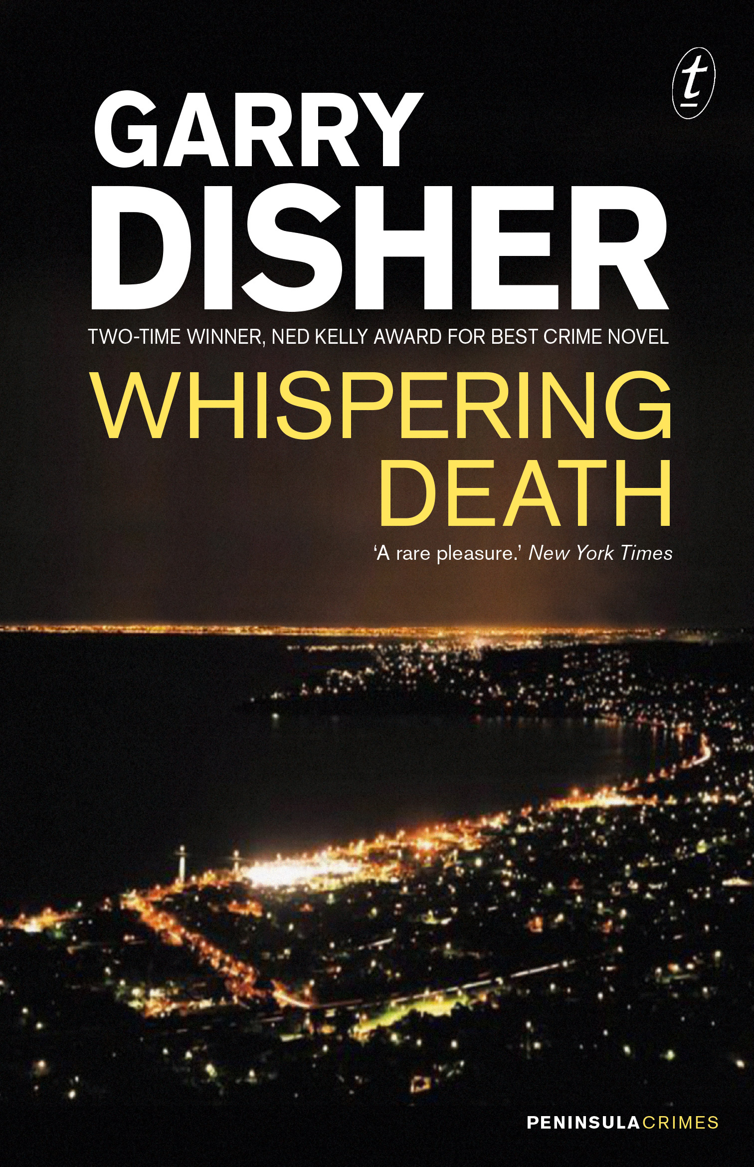Book Cover: Whispering Death
