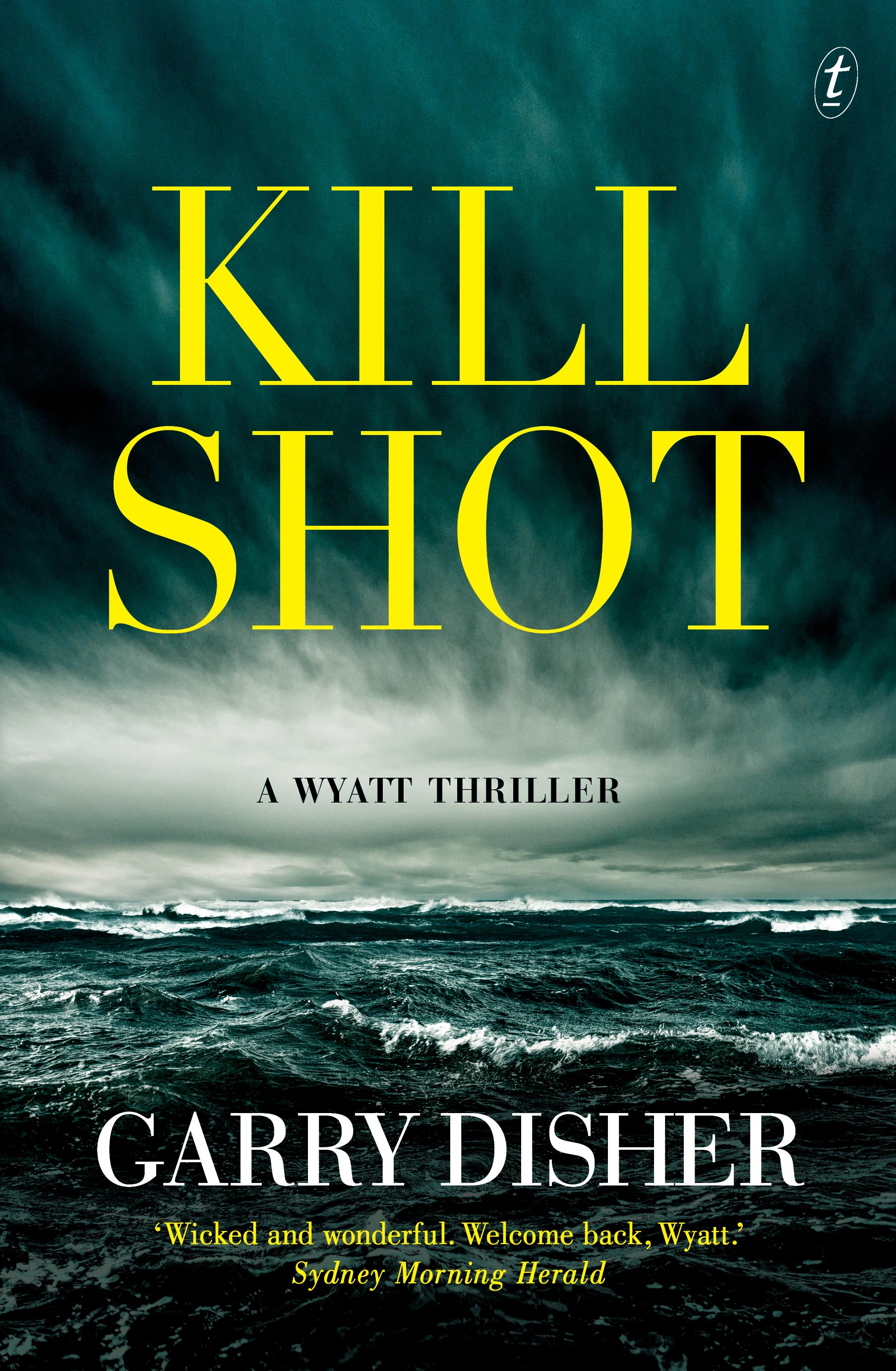 Book Cover: Kill Shot
