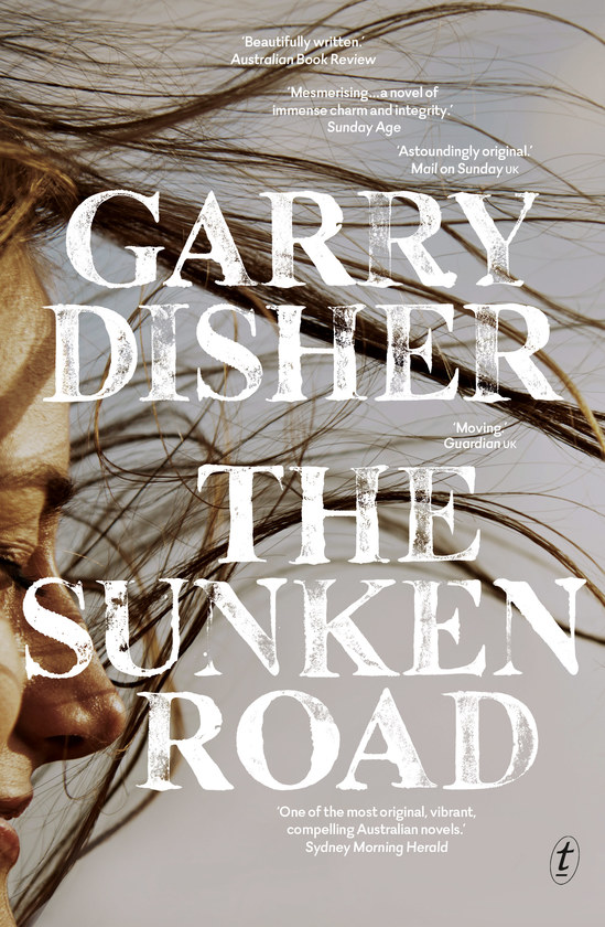 Book Title: The Sunken Road