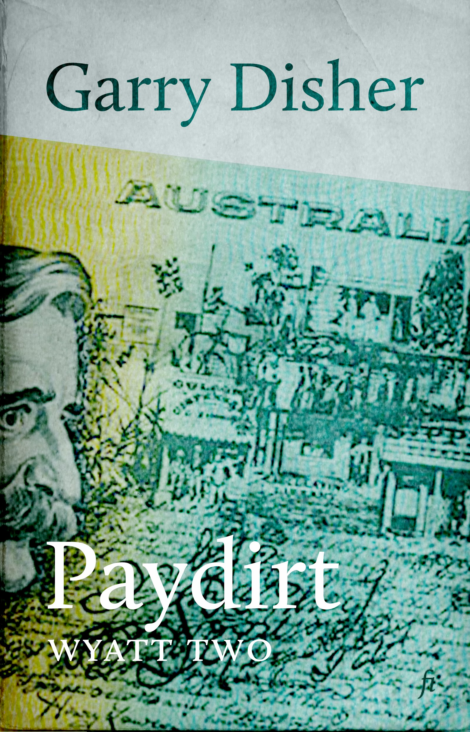 Book Cover: Wyatt 2 Paydirt (1992) Cover