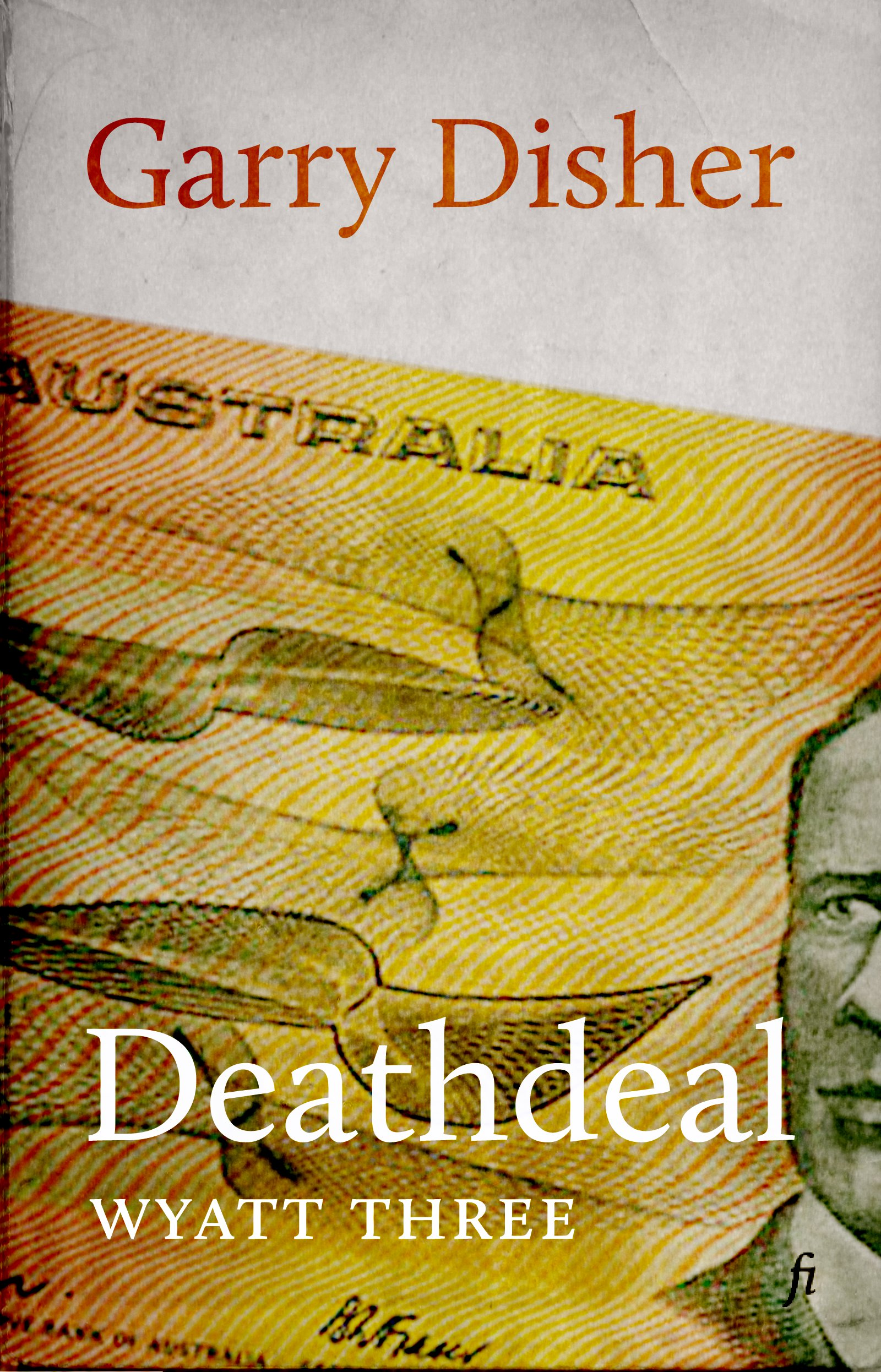 Book Cover: Wyatt 3 Deathdeal (1993) Cover